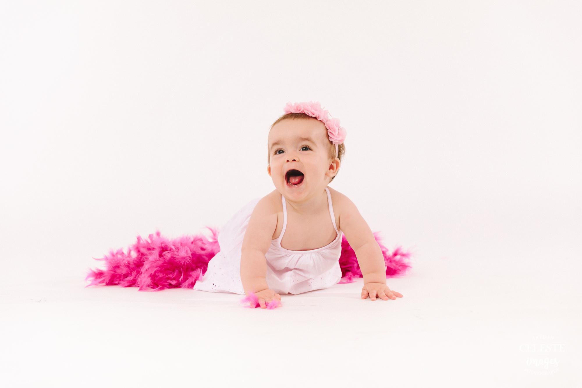 Photographe bébé Romainvillev
