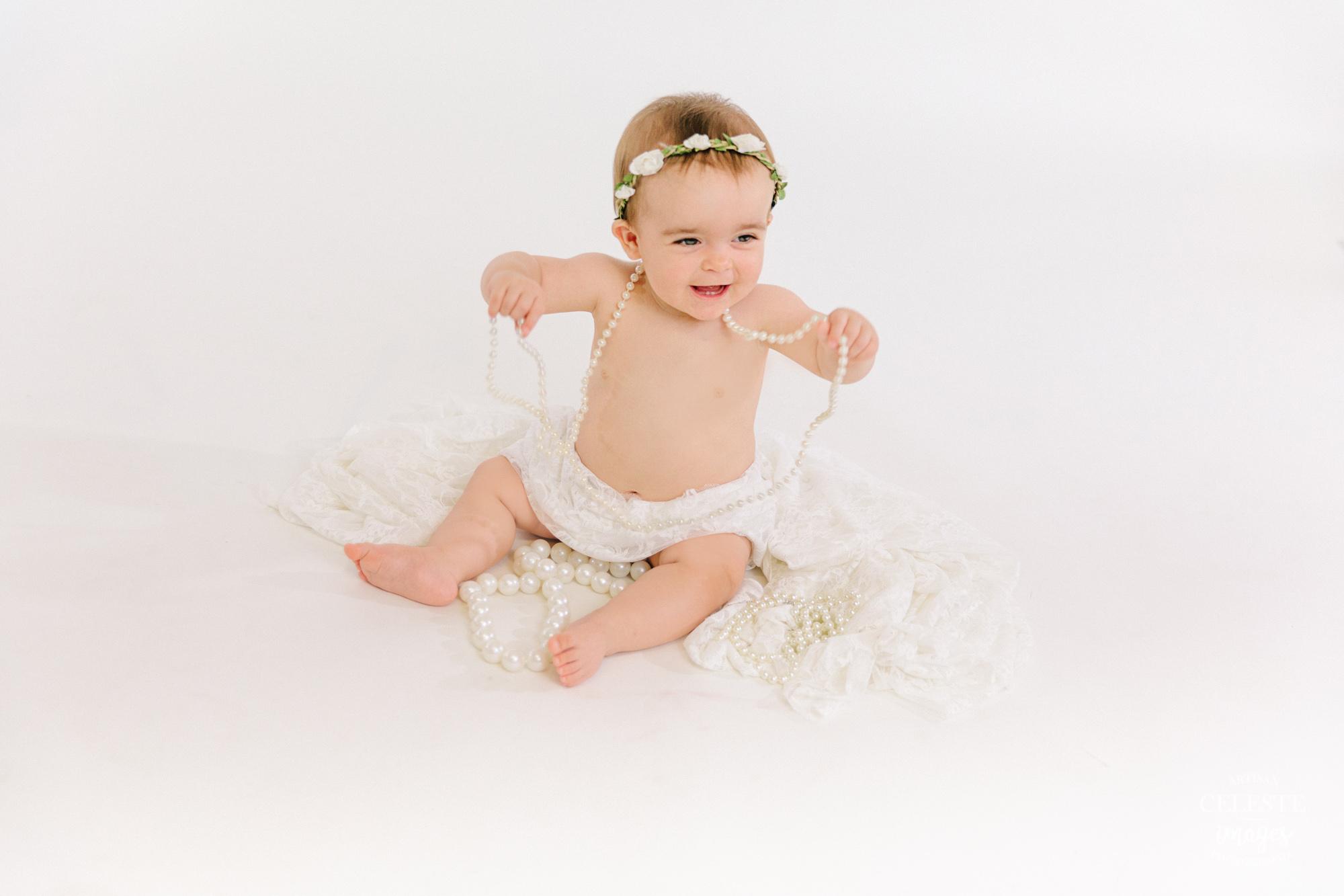 Photographe bébé Romainville