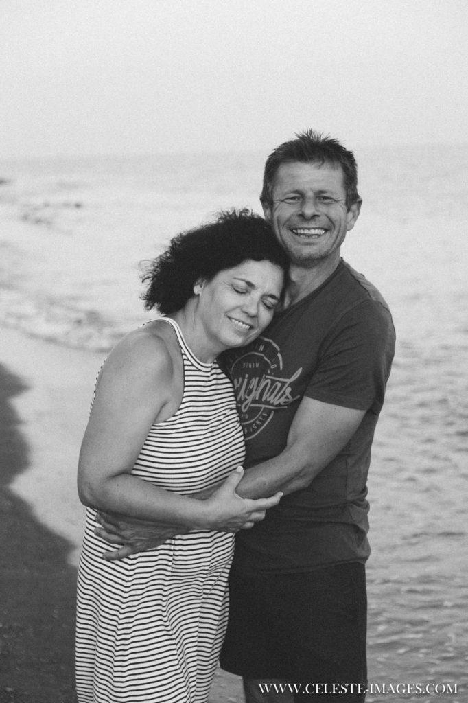 Photographe Couple Plage